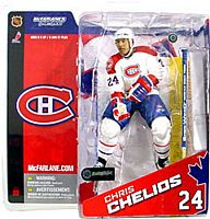 Chris Chelios Variant - Montreal Canadien
