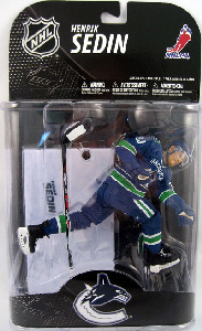 Henrik Sedin - Vancouver Canucks - Exclusives