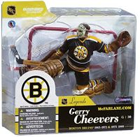 Gerry Cheevers - Bruins