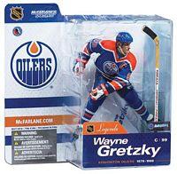 Wayne Gretzky 1 - Oilers Blue Jersey