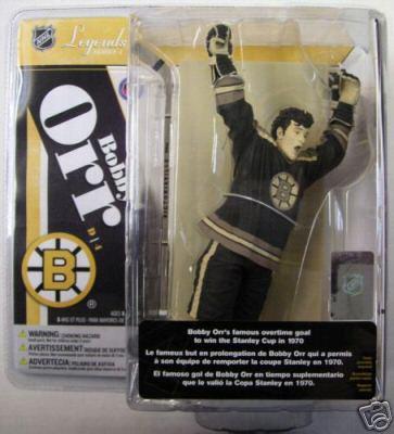 NHL Legends 4 - Bobby Orr 2 - Sepia Variant