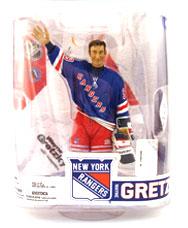 Wayne Gretzky 8 - NY Rangers