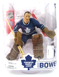 Johnny Bower - Toronto Maple Leafs