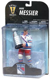 Mark Messier 3 - Legends 7 - NY Rangers