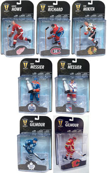 Mcfarlane Sports - NHL Legends 7 Set of 7