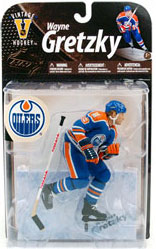 NHL Legends 8 - Wayne Gretzky 9 - Blue Jersey Regular