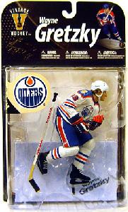 NHL Legends 8 - Wayne Gretzky 9 - White Jersey Variant