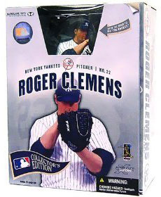 Collectors Edition - NY Yankees Roger Clemens