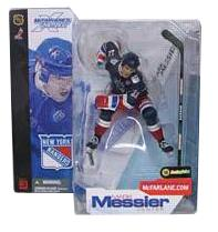 Mark Messier New York Rangers - Blue Liberty Variant