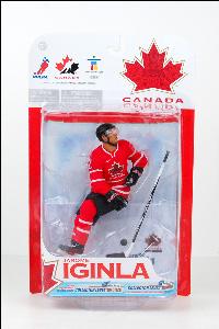 Team Canada 2010 - Jarome Iginla