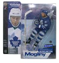 Alexander Mogilny Toronto Maple Leafs Blue Jersey Variant