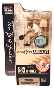 3-Inch TRU Exclusive Don Mattingly