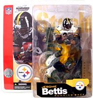 Jerome Bettis White Jersey Variant