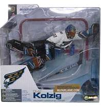 Olaf Kolzig Washington Capitals - White Jersey Variant