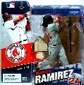 MLB 16 - Manny Ramirez 2 Grey Jersey Variant - Red Sox