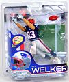 NFL Series 26 - 	Wes Welker - New England Patriots