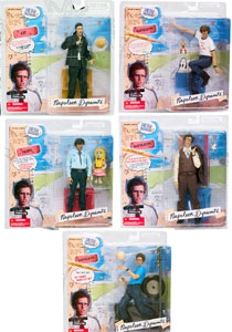 Napoleon Dynamite Set of 5 Figure