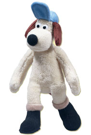 7-Inch Plush Gromit Anti-Pesto