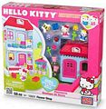 Mega Bloks Hello Kitty - Flower Shop 10824
