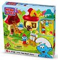 Mega Bloks - The Smurfs - Papa Smurf House (10709)