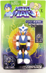 Megaman Retro-Roto - Shadowman