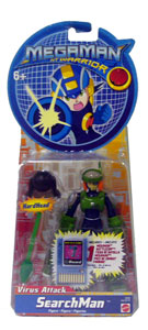 Megaman NT Warrior - SearchMan