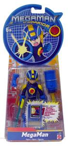 MegaMan Figure