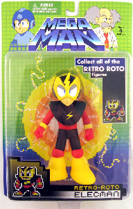 Megaman Retro-Roto - Elecman