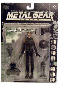 Metal Gear Solid - Psycho Mantis