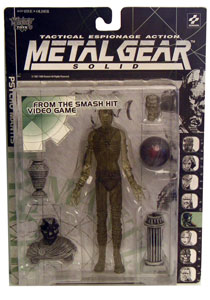 Metal Gear Solid - Clear Psycho Mantis Variant