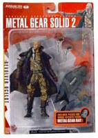 Metal Gear Solid 2 - Sons Of Liberty - Revolver Ocelot