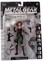 Megal Gear Solid - Meryl Silverburgh