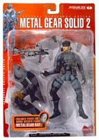 Metal Gear Solid 2 Sons of Liberty - Solid Snake