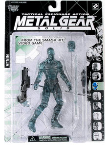 Metal Gear Solid - Clear Ninja Variant