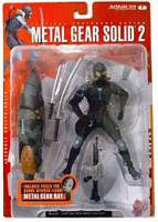 Metal Gear Solid 2 - Raiden