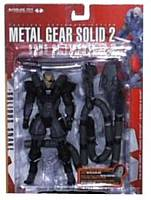Metal Gear Solid 2 - Solidus Snake
