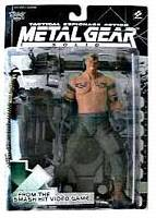 Metal Gear Solid - Vulcan Raven