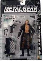 Metal Gear Solid - Liquid Snake
