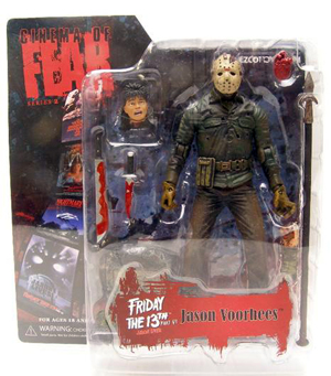 Cinema of Fear - Friday The 13th Jason Lives - Jason Voorhees