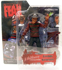 Cinema of Fear - Series 2 - Freddy Krueger