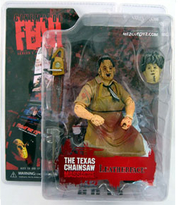 Cinema of Fear - The Texas Chainsaw Massacre - Leatherface