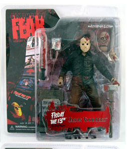 Cinema of Fear - Friday The 13th Jason Voorhees