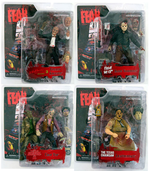 Cinema Of Fear - Series 1 Set of 4
