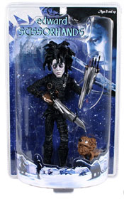 Edward Scissorhands 9-Inch Figure