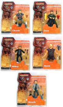 The Goonies - Series 1 Set of 5
