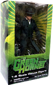 The Green Hornet - 1:6 Scale 12-Inch Green Hornet Deluxe Figure