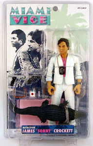 Detective James - Sonny - Crockett White Suit Variant
