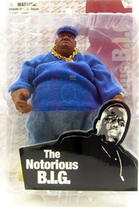 Notorious B.I.G Blue Sweater Variant