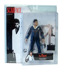 Scarface - The Player - Blue Suit