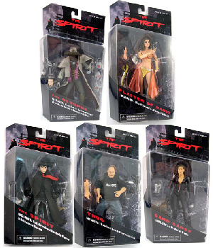 The Spirit - Series 1 Set of 5